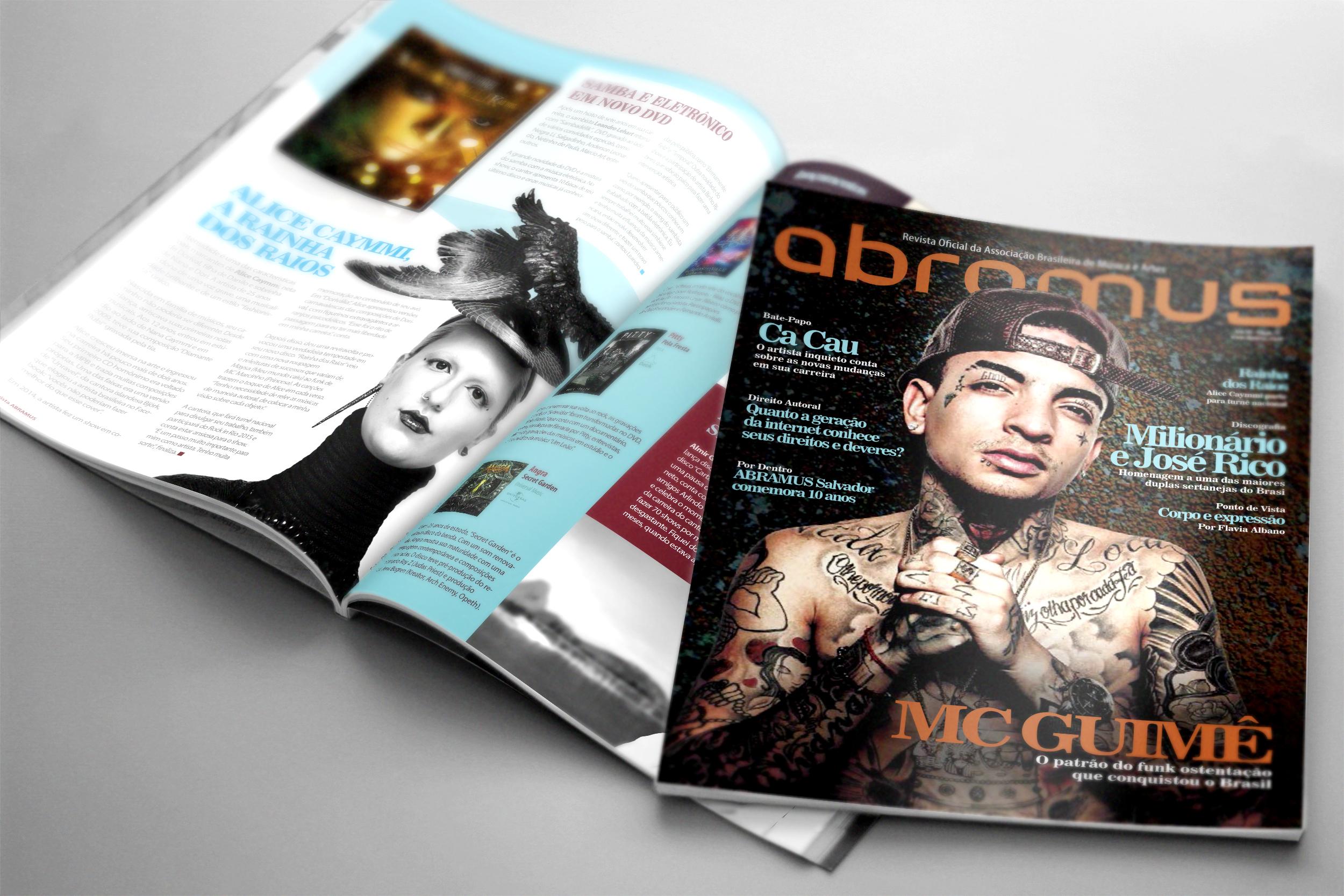 Revista ABRAMUS