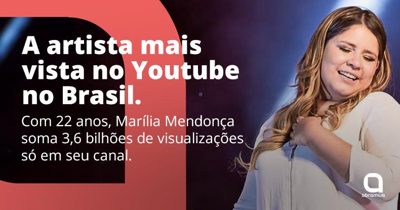 """41f2d70ce5 """"Marília Mendonça é muito Brasil"""